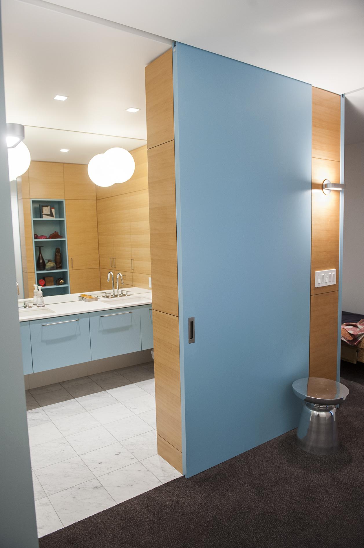 Portland Contemporary Remodel Bathroom
