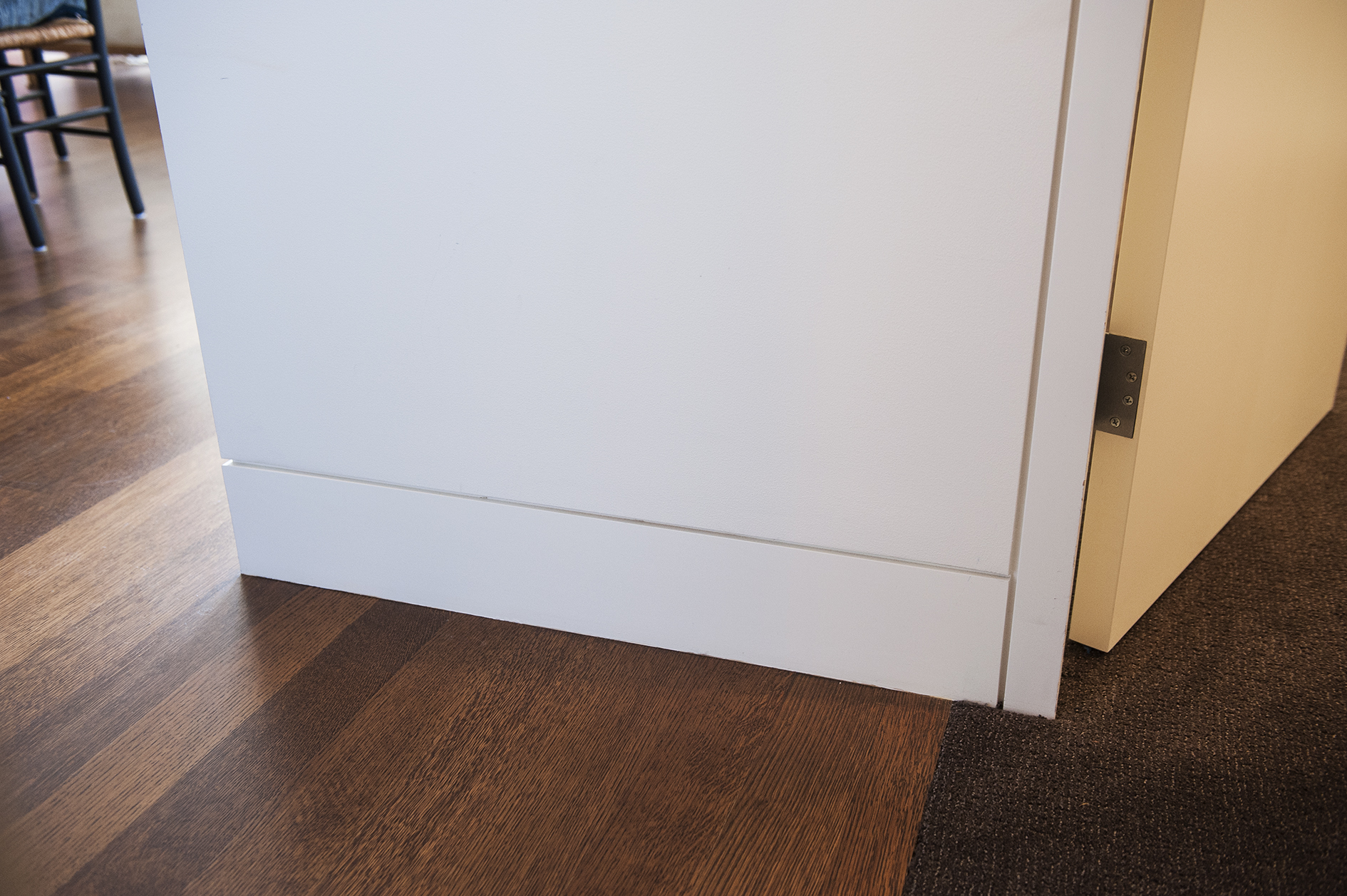 Portland Contemporary Remodel Wood Floors