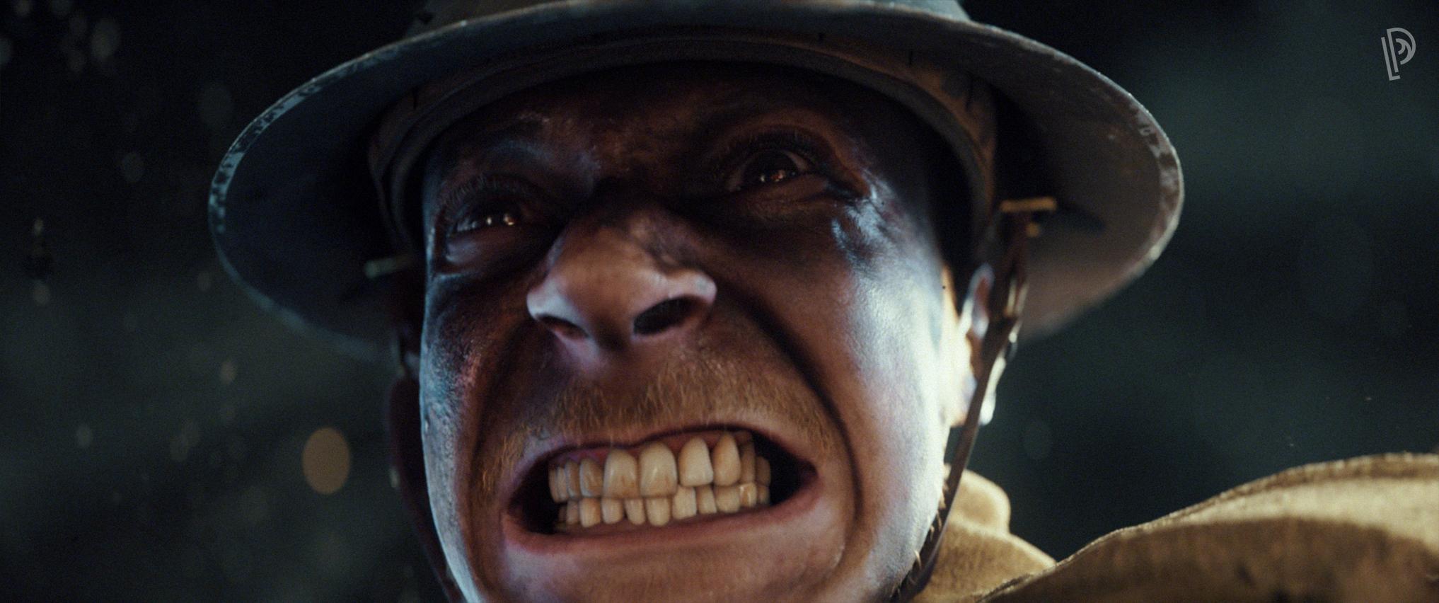soldier: look development, texturing, shading, rendering