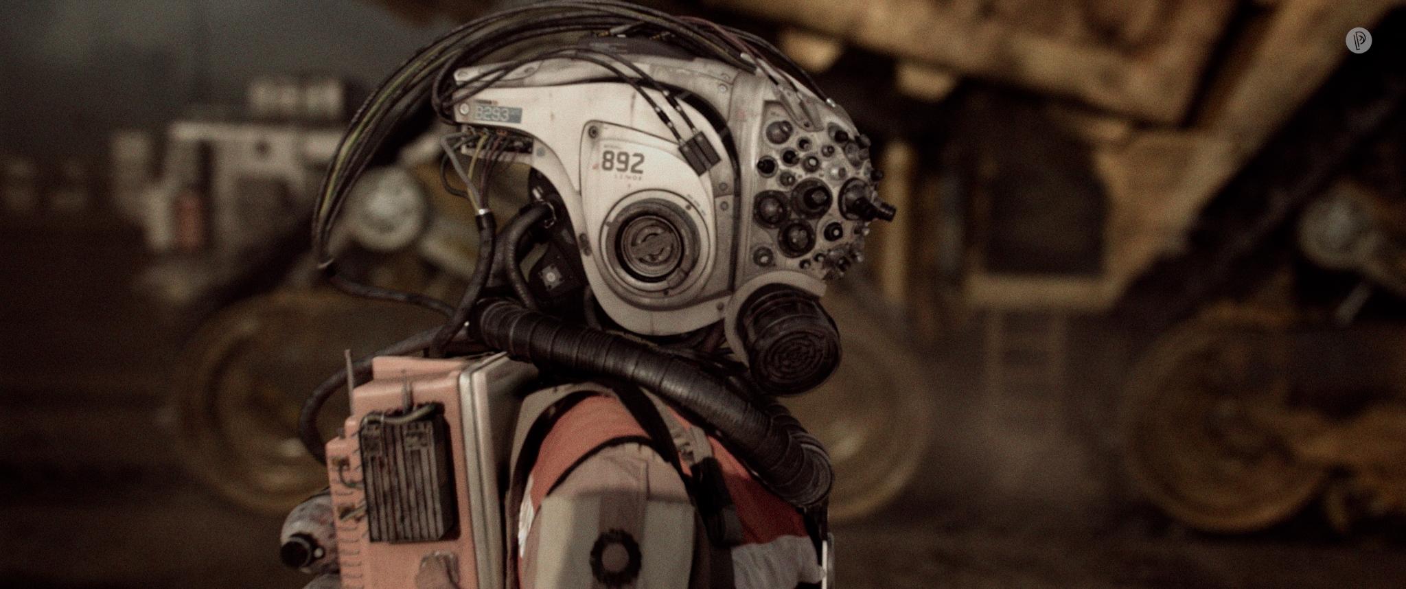 helmet: modelling, additional texturing, lighting, rendering. bigcat: texturing, rendering