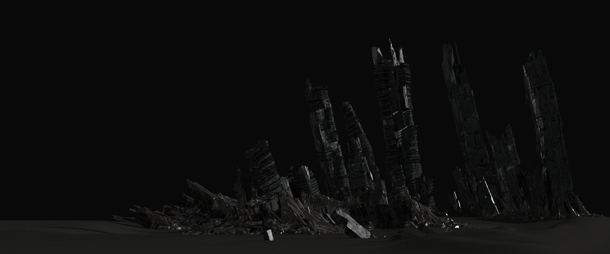 modelling, texturing, lighting, rendering