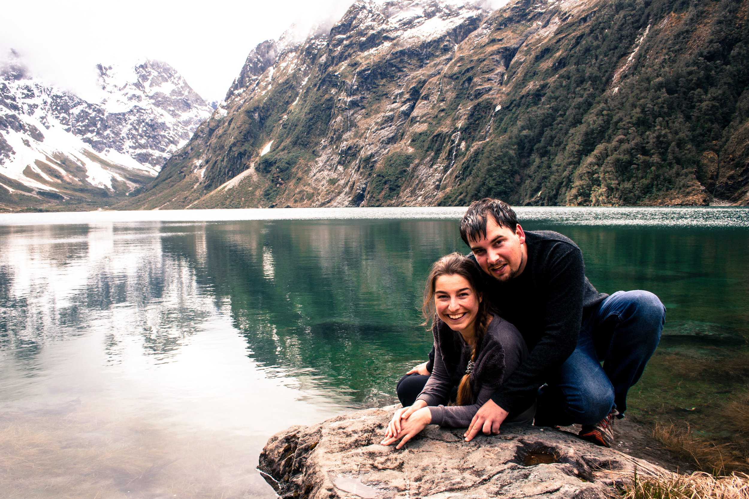 Samuel and Virginie from SV Photograph in New Zealand, South Island