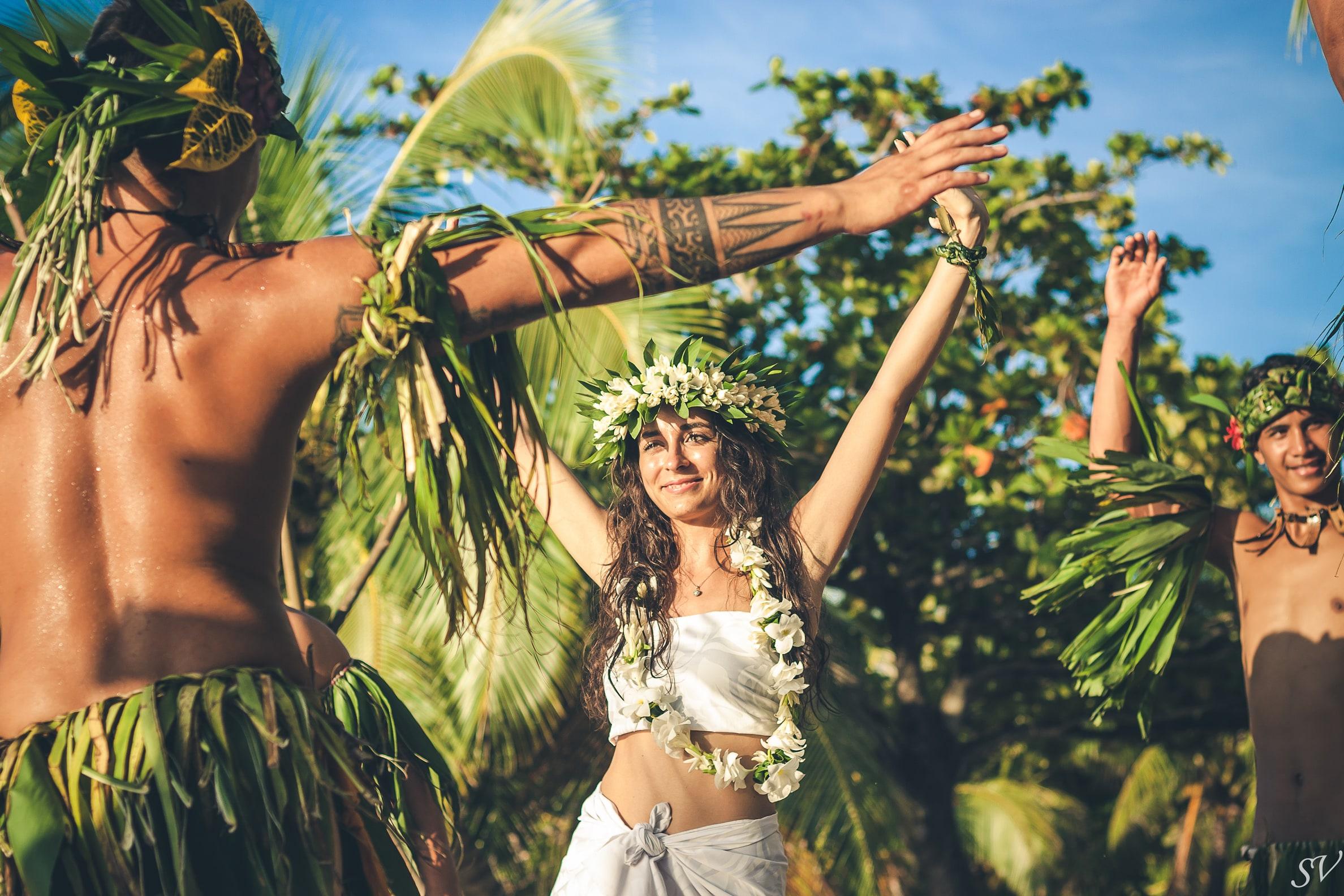 Bride during her beach elopement