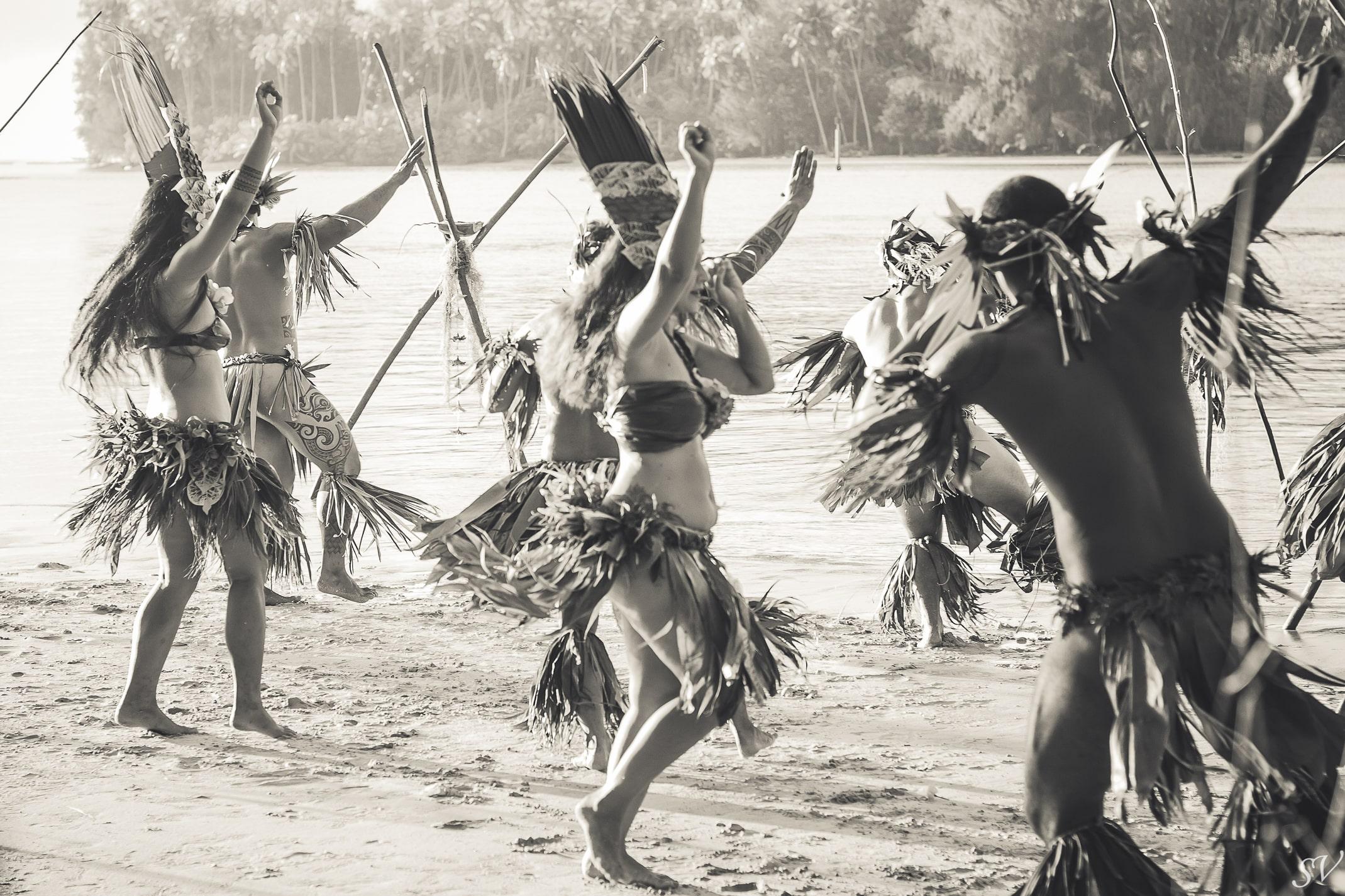 Destination wedding in Moorea, French Polynesia