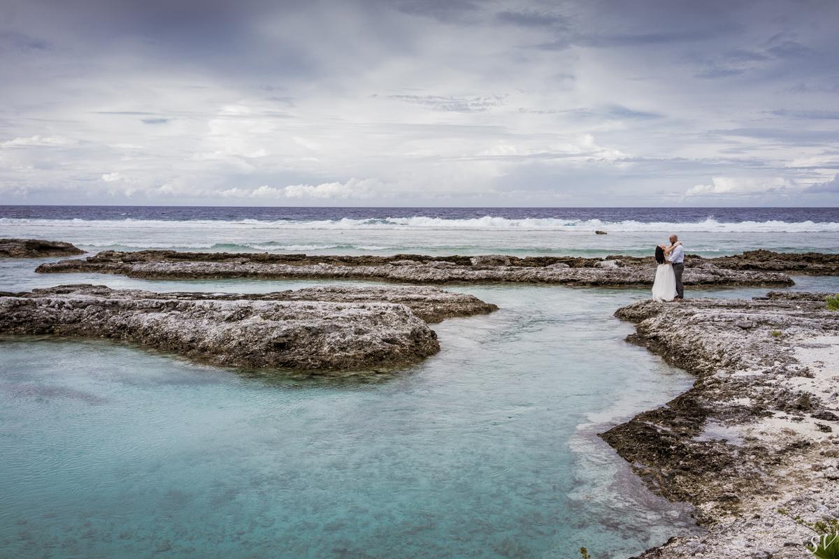 Honeymoon at the Four Seasons, Bora Bora Photographer