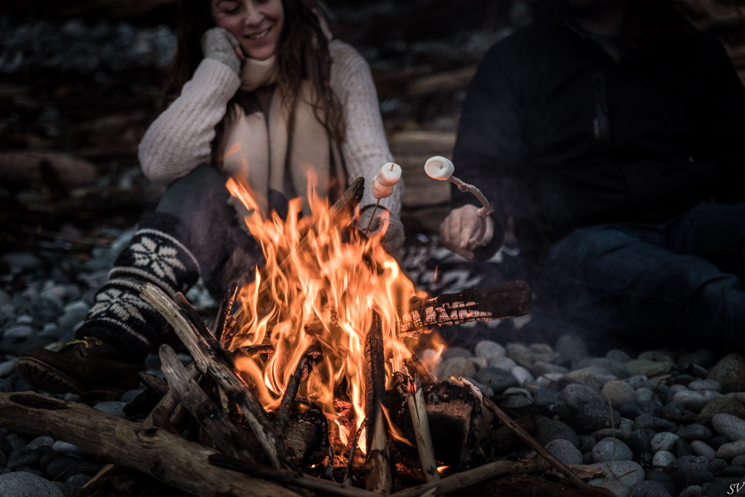 Fire camp and love