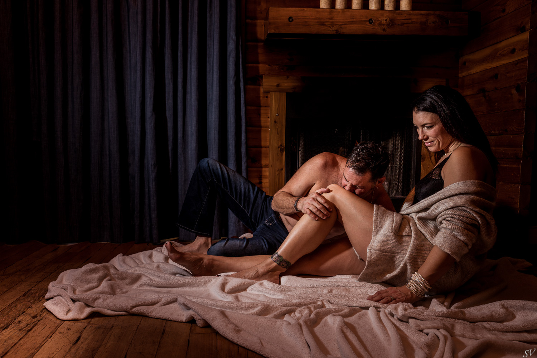 intimate boudoir photographer vancouver