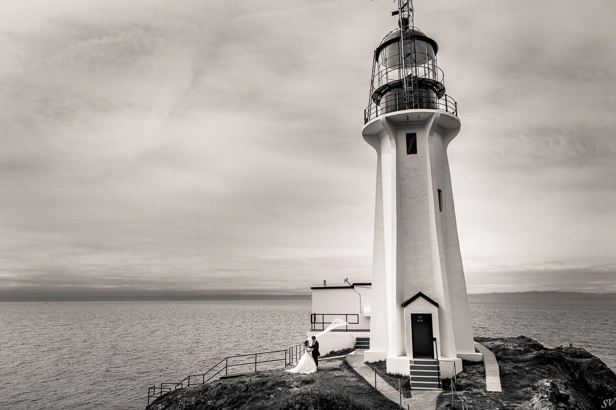 Sheringham Lighthouse wedding