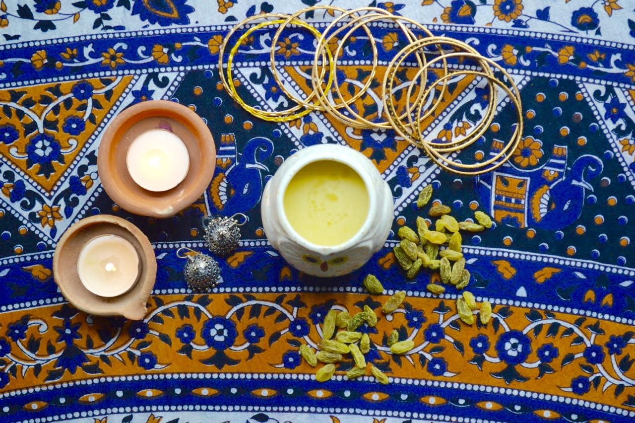 jackfruit, coconut milk, nectar, payasam, healthy, onelifetwoways, south indian, vegan, recipe