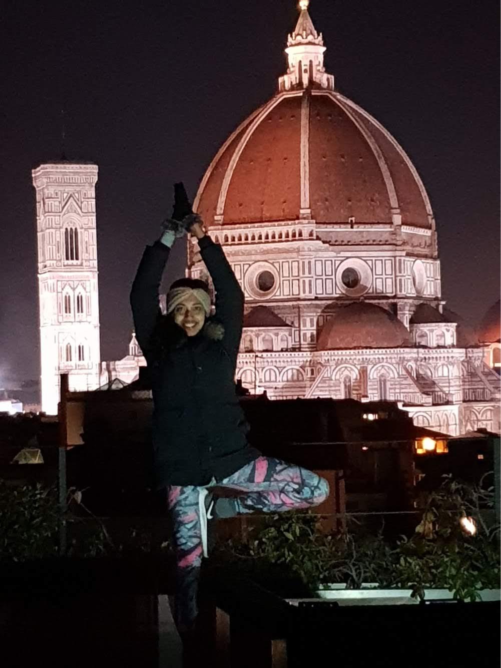 florence, vegan, yoga, trip, travel, onelifetways