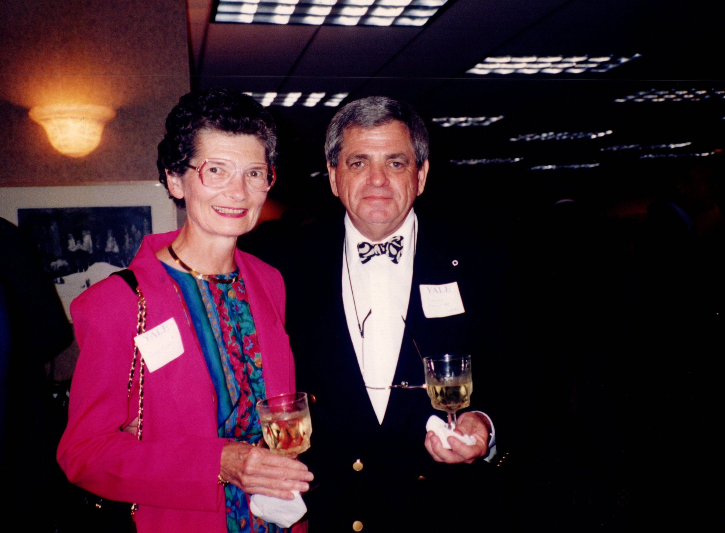 JOAN ISBELL, ARNOLD GARFINKEL '62MA