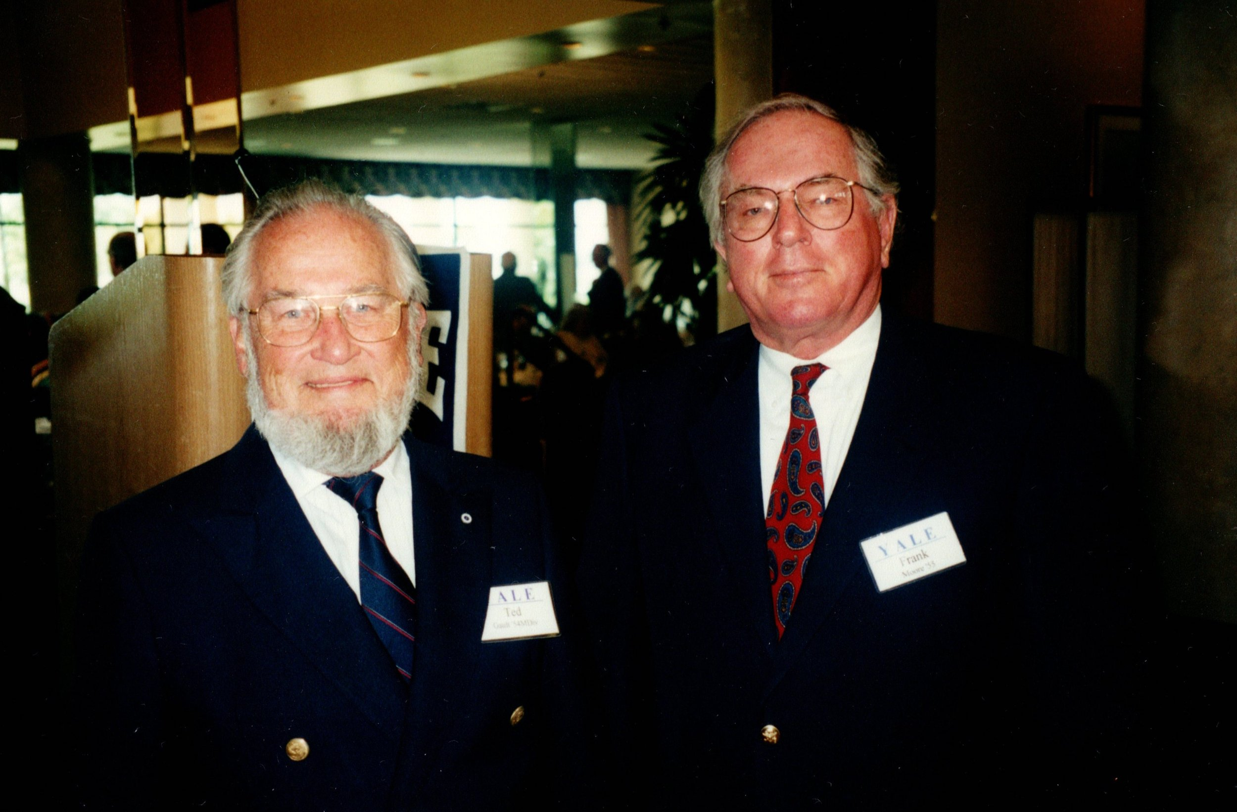 TED GAULT, FRANK MOORE