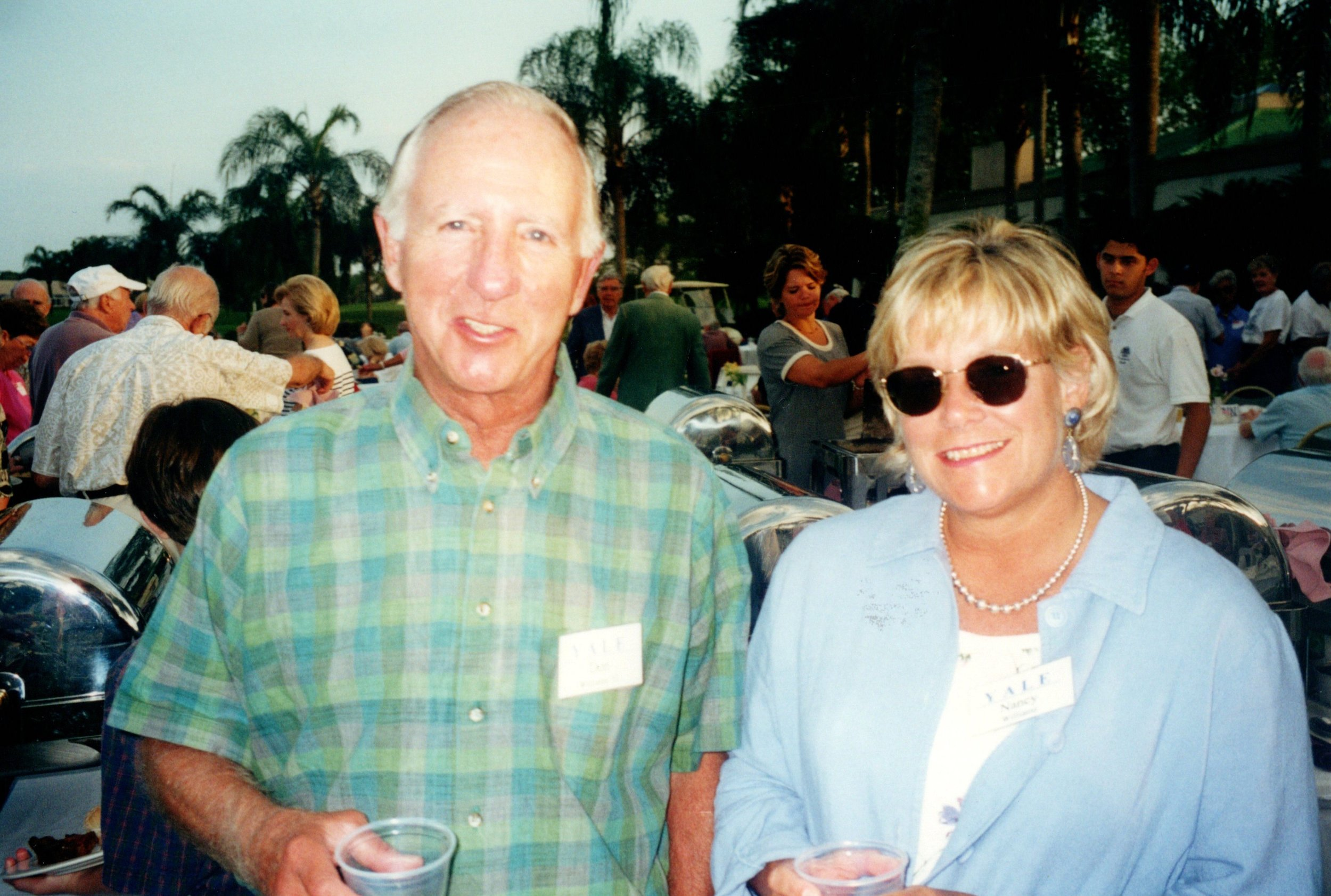 DON AND NANCY WILLIAMS