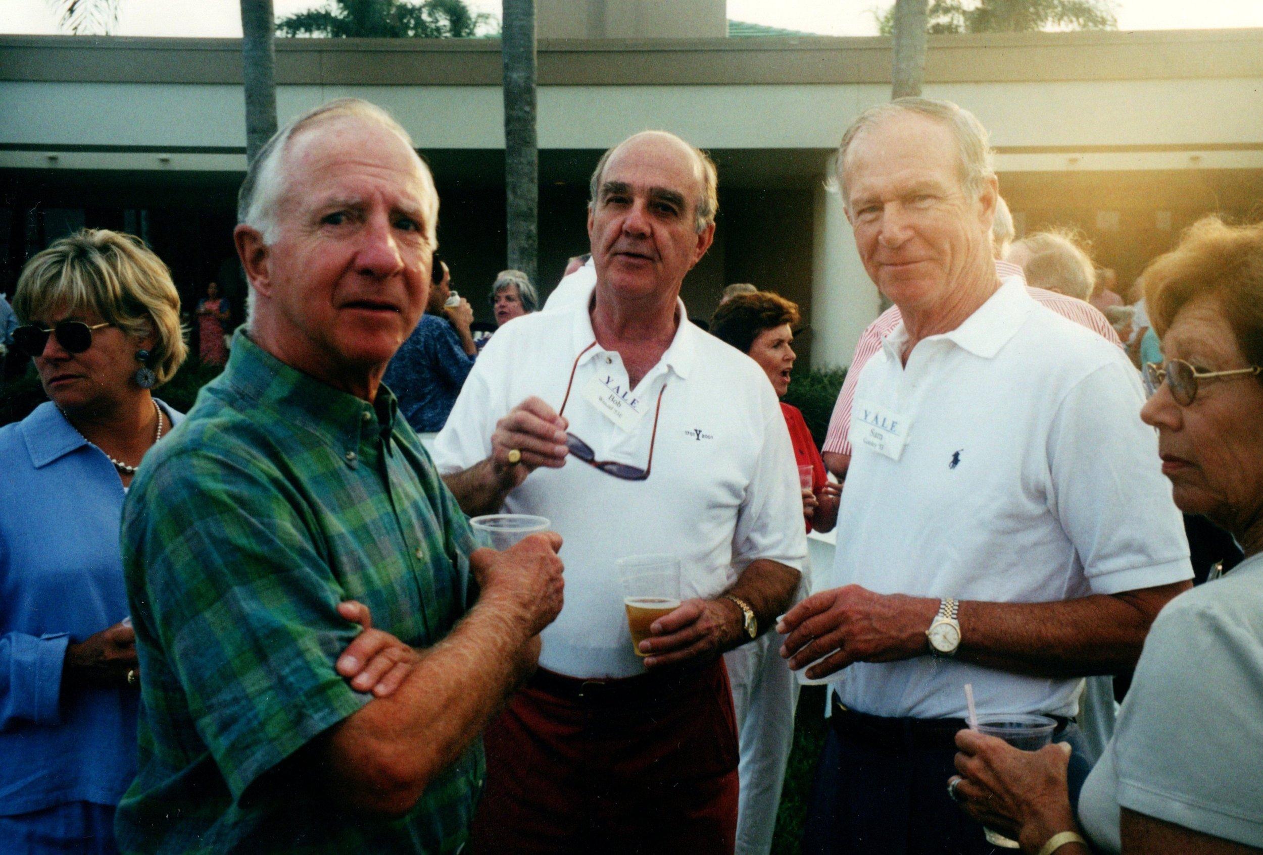 DON WILLIAMS, BOB WENZEL, SAM COOLEY
