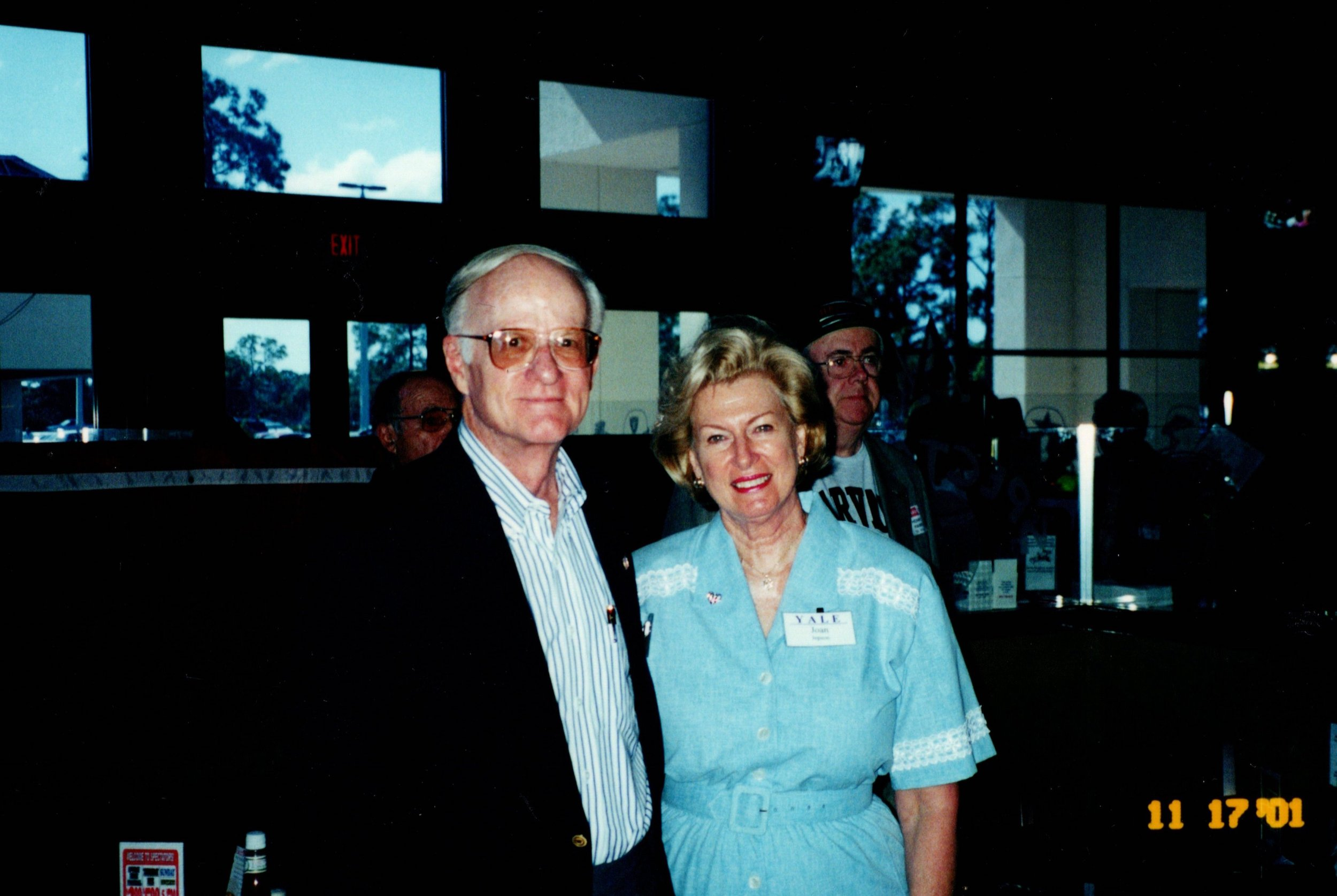 JOAN AND JOHN JEPSON