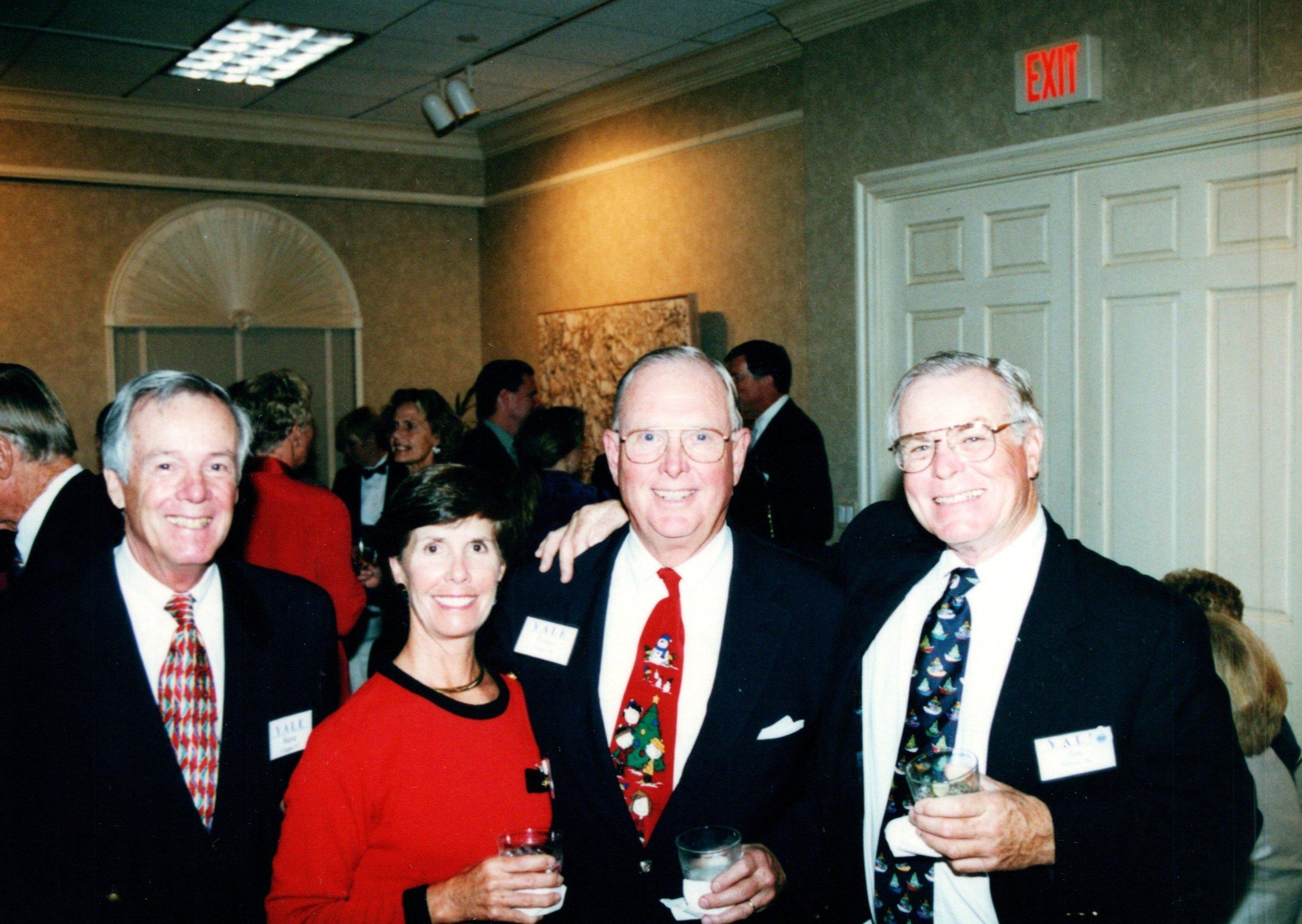 STEVE COLGATE, SALLY BROWN, TORREY FOSTER, JIM BROWN