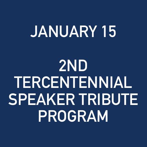 1_15_2001 - 2ND TERCENTENNIAL SPEAKER TRIBUTE PROGRAM HOSTED BY NORTHERN TRUST CO..jpg