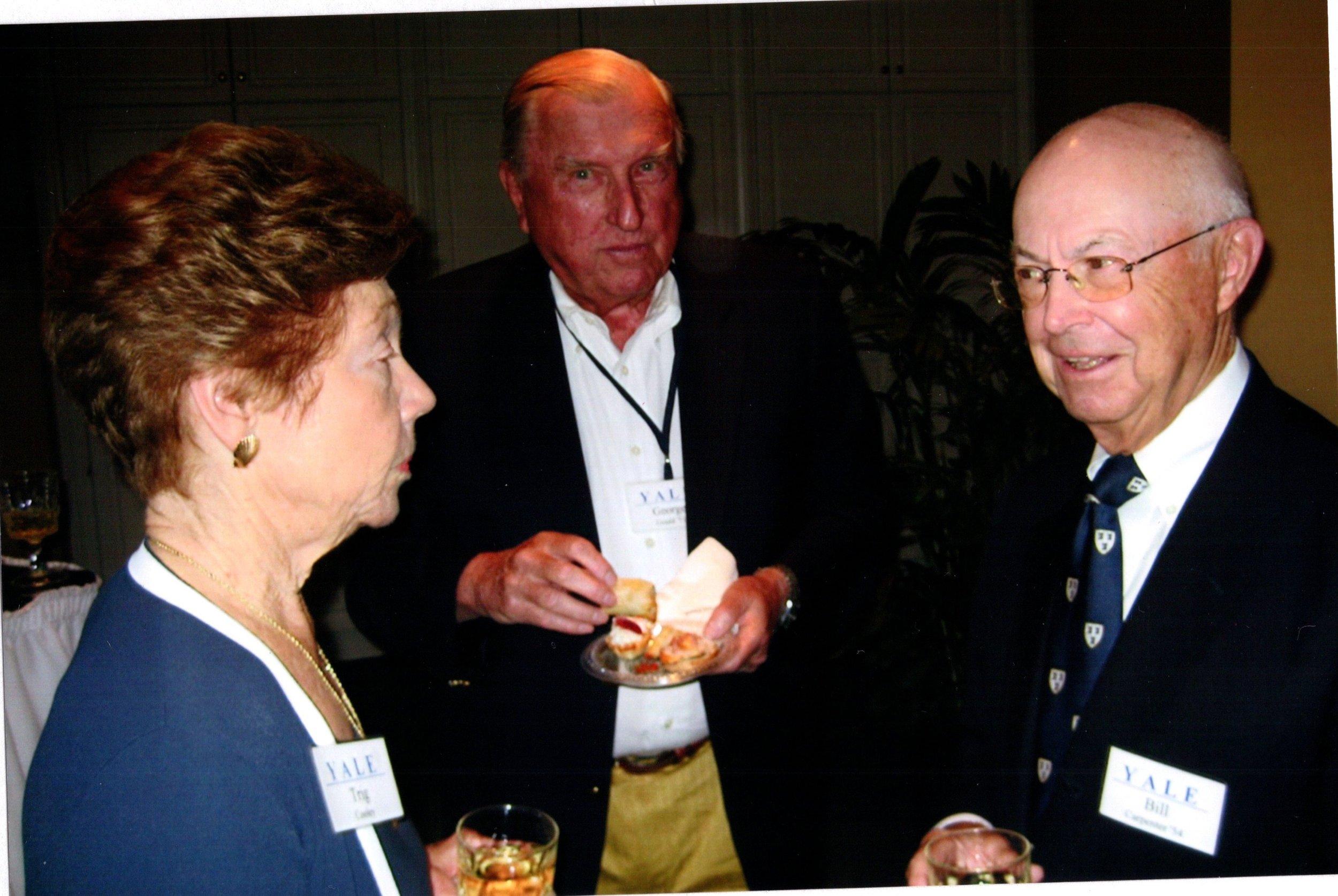TRIGG COOLEY, GEORGE GOULD, BILL CARPENTER