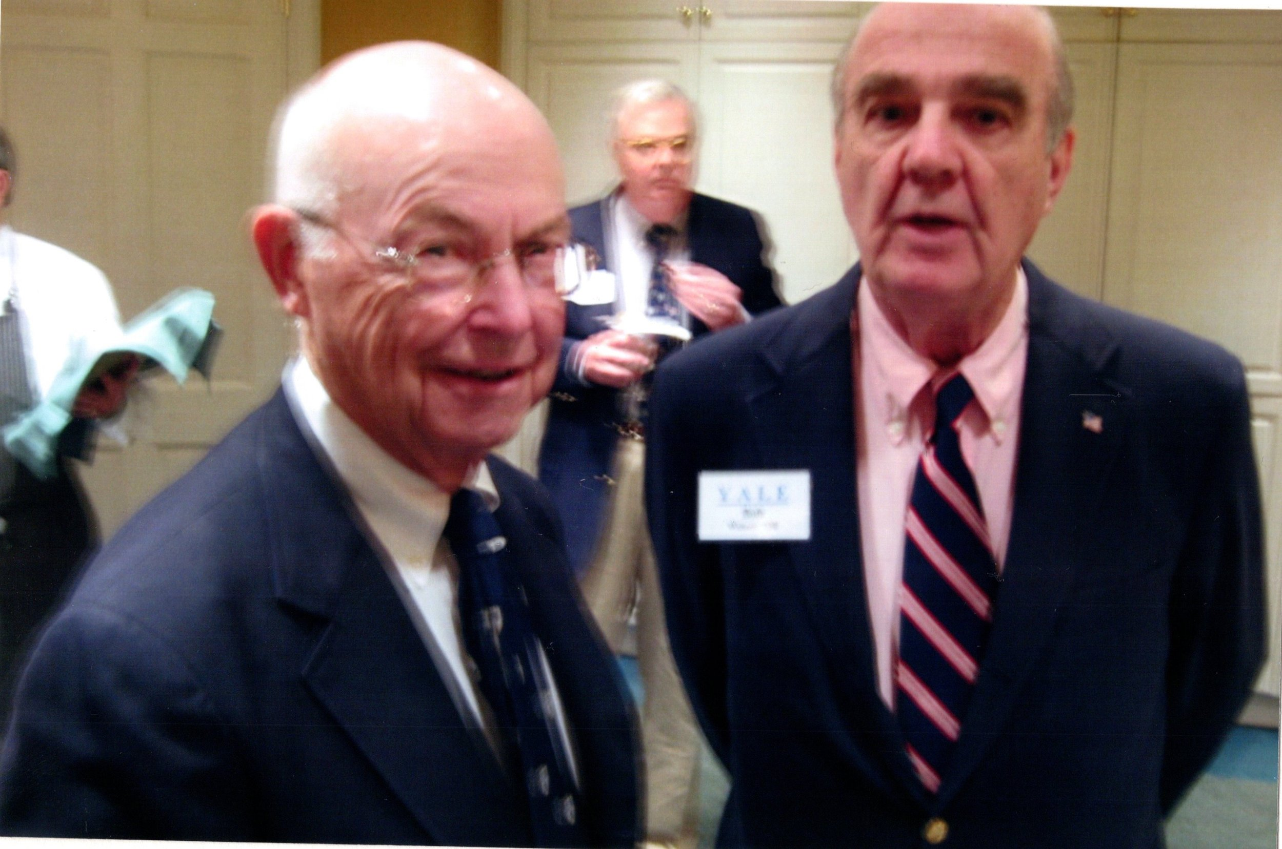 BILL CARPENTER, BOB WENZEL