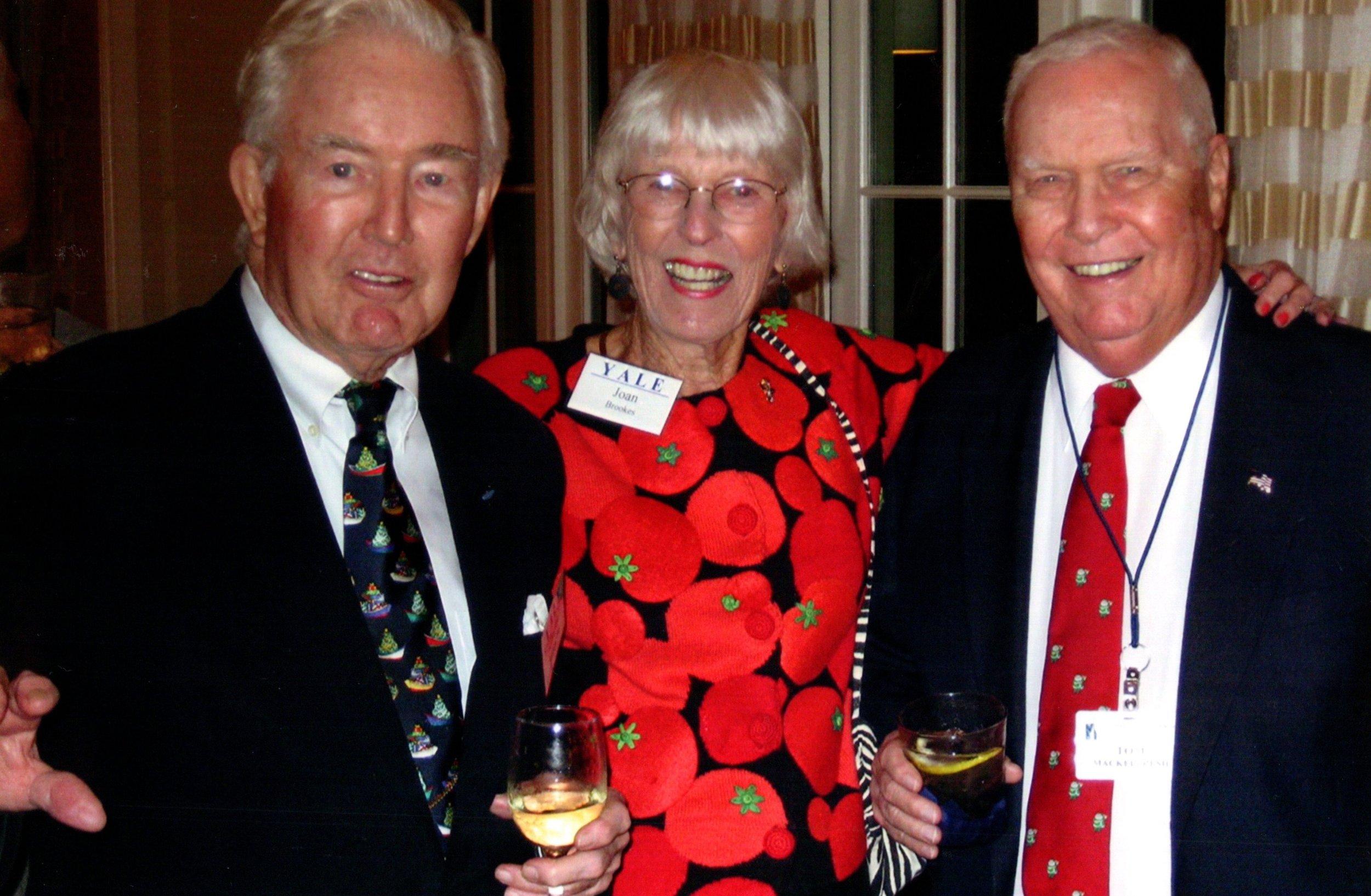 12_11_2008 - HOLIDAY PARTY - TOM WHEELER'S HOME 17.jpg