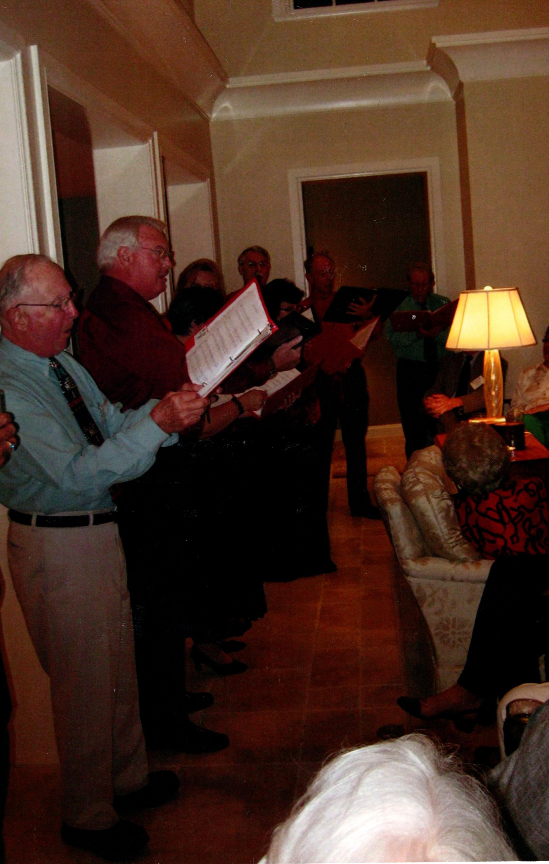 12_11_2008 - HOLIDAY PARTY - TOM WHEELER'S HOME 38.jpg