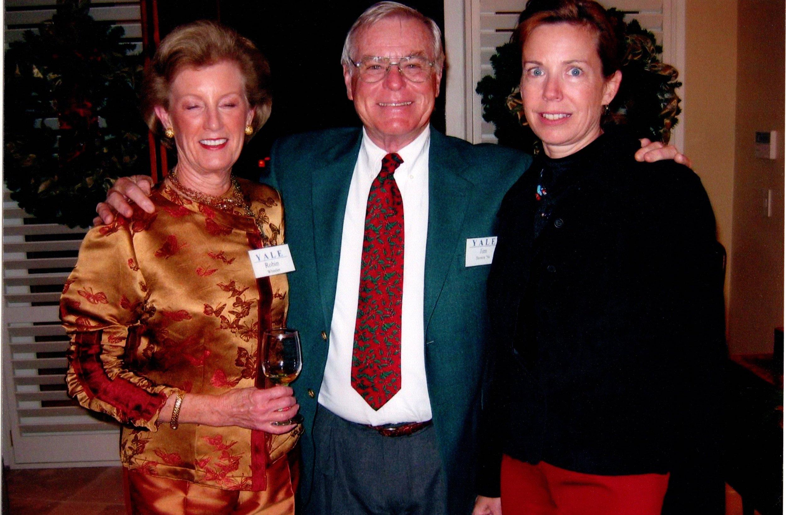 ROBIN WHEELER, JIM BROWN, SANDY KOEHLER