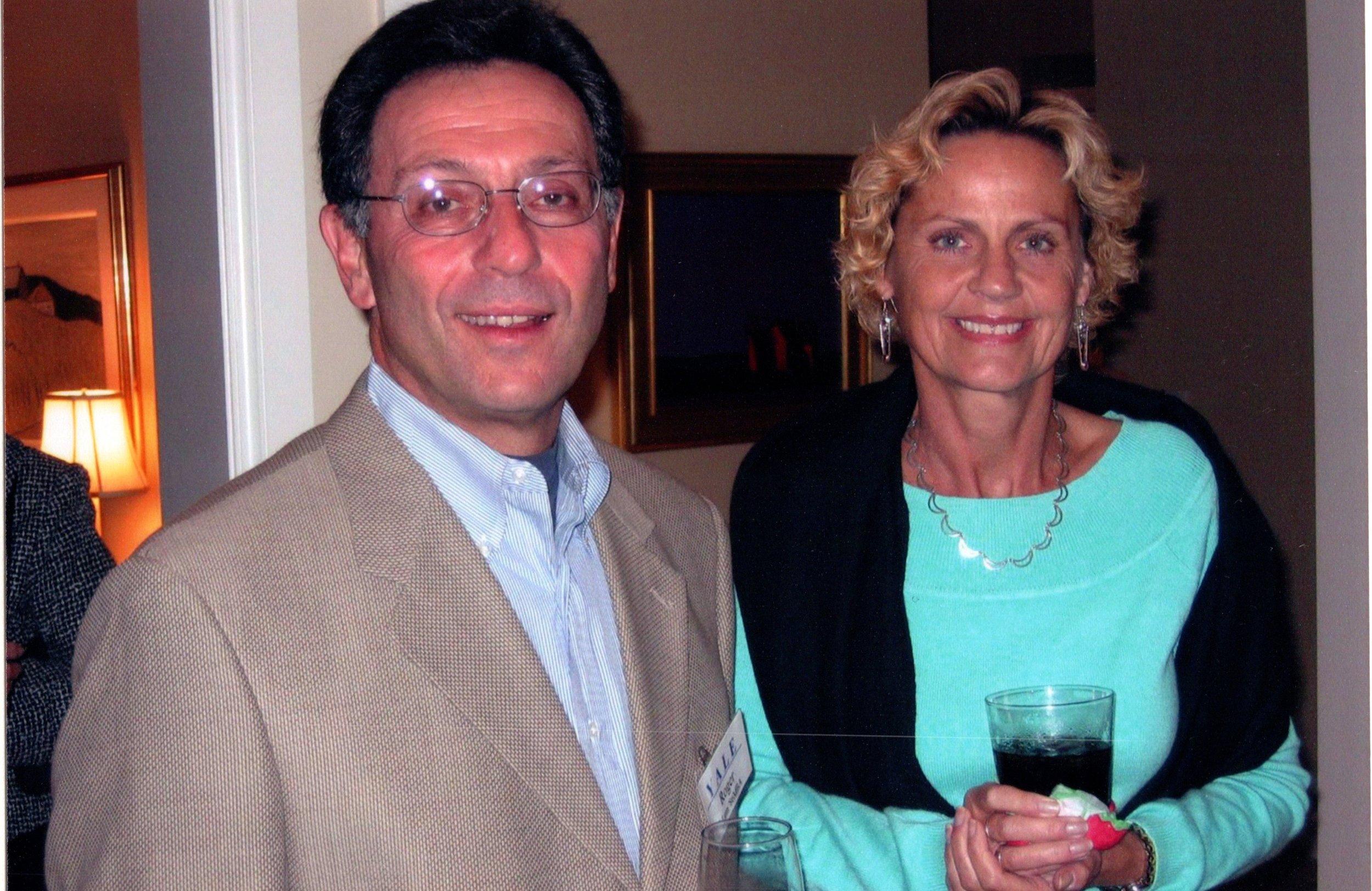 ROGER MANN, TESSA TILDEN-SMITH
