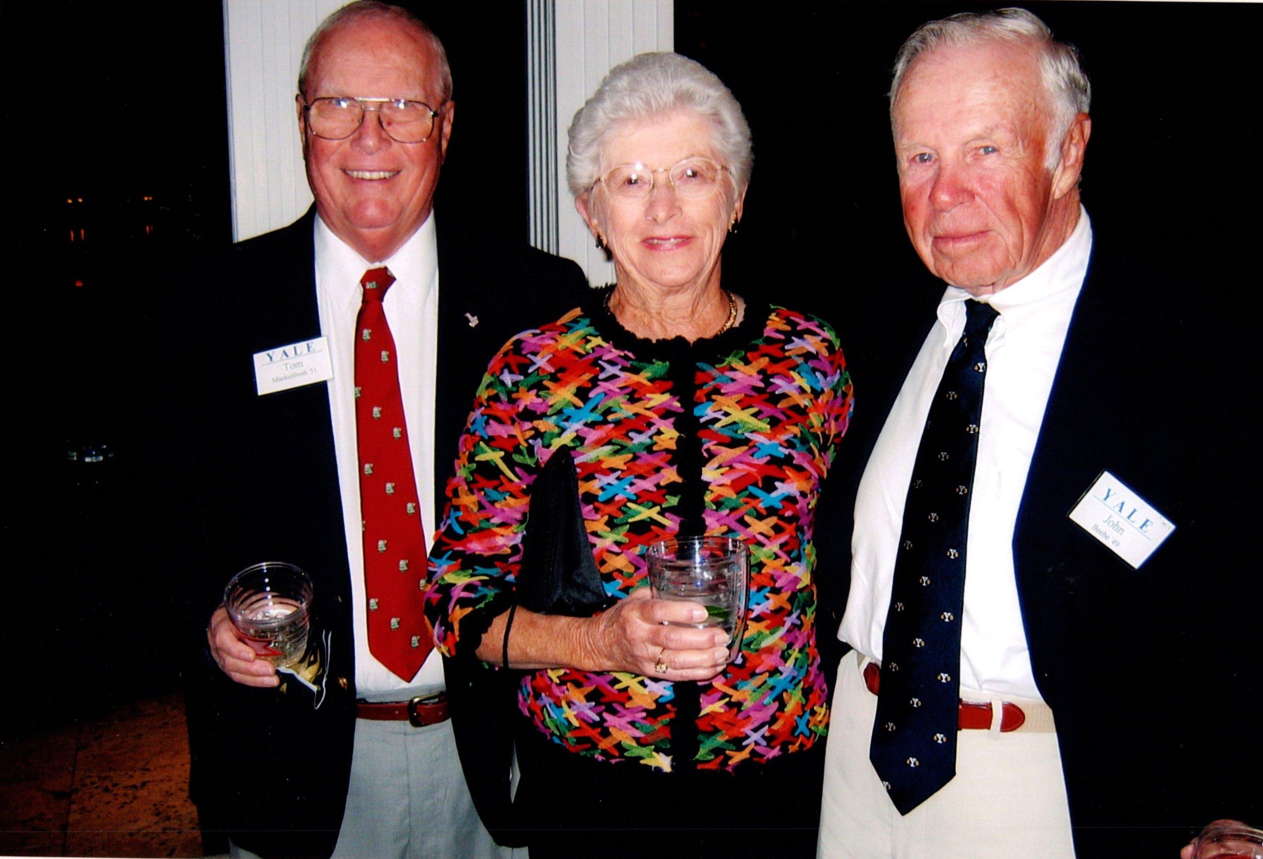 TOMMACKELFRESH, MARILYN AND JOHN BEEBE