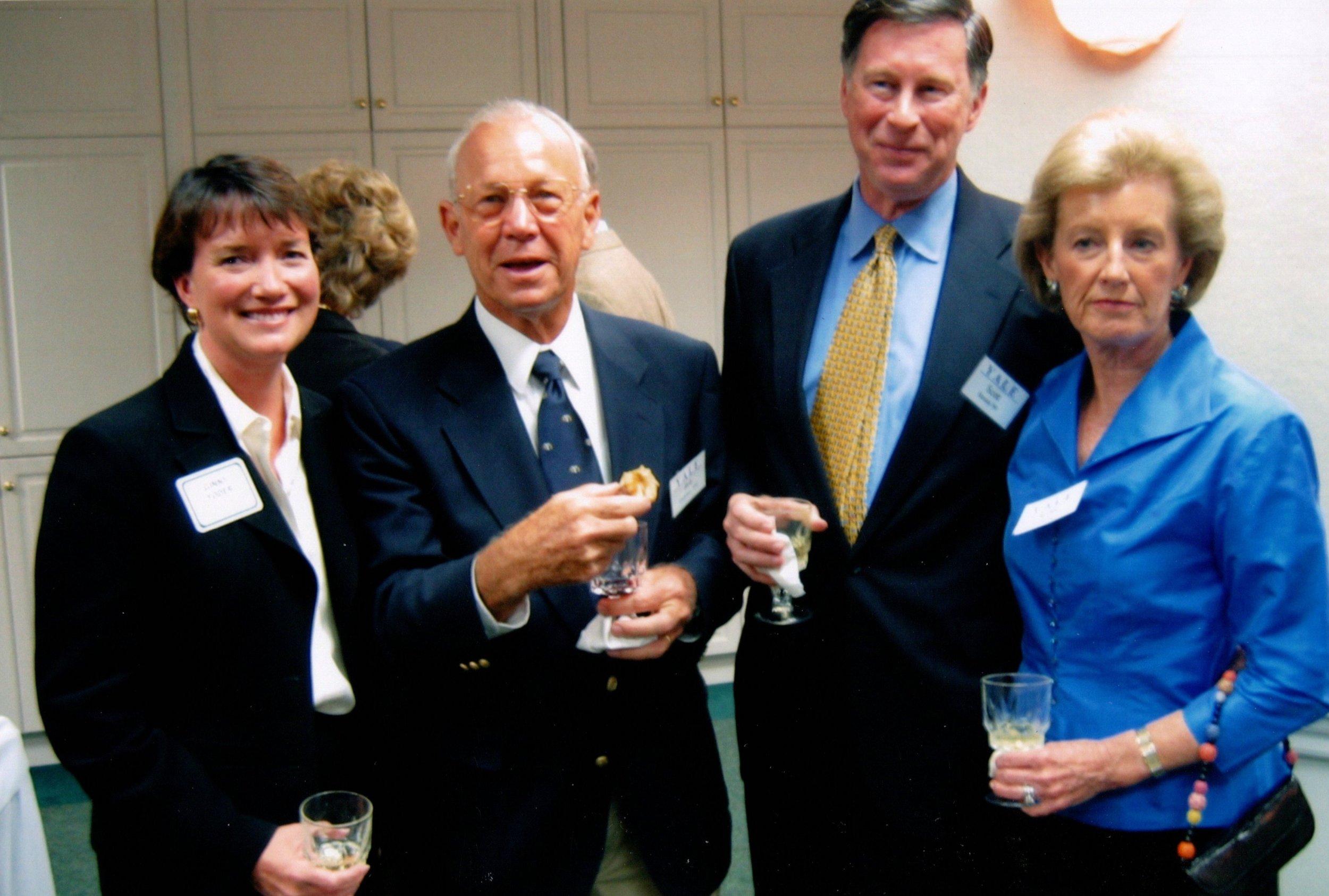 GINNY YODER, BOB HATTEMER, SCOTT HERSTIN, ROBIN WHEELER