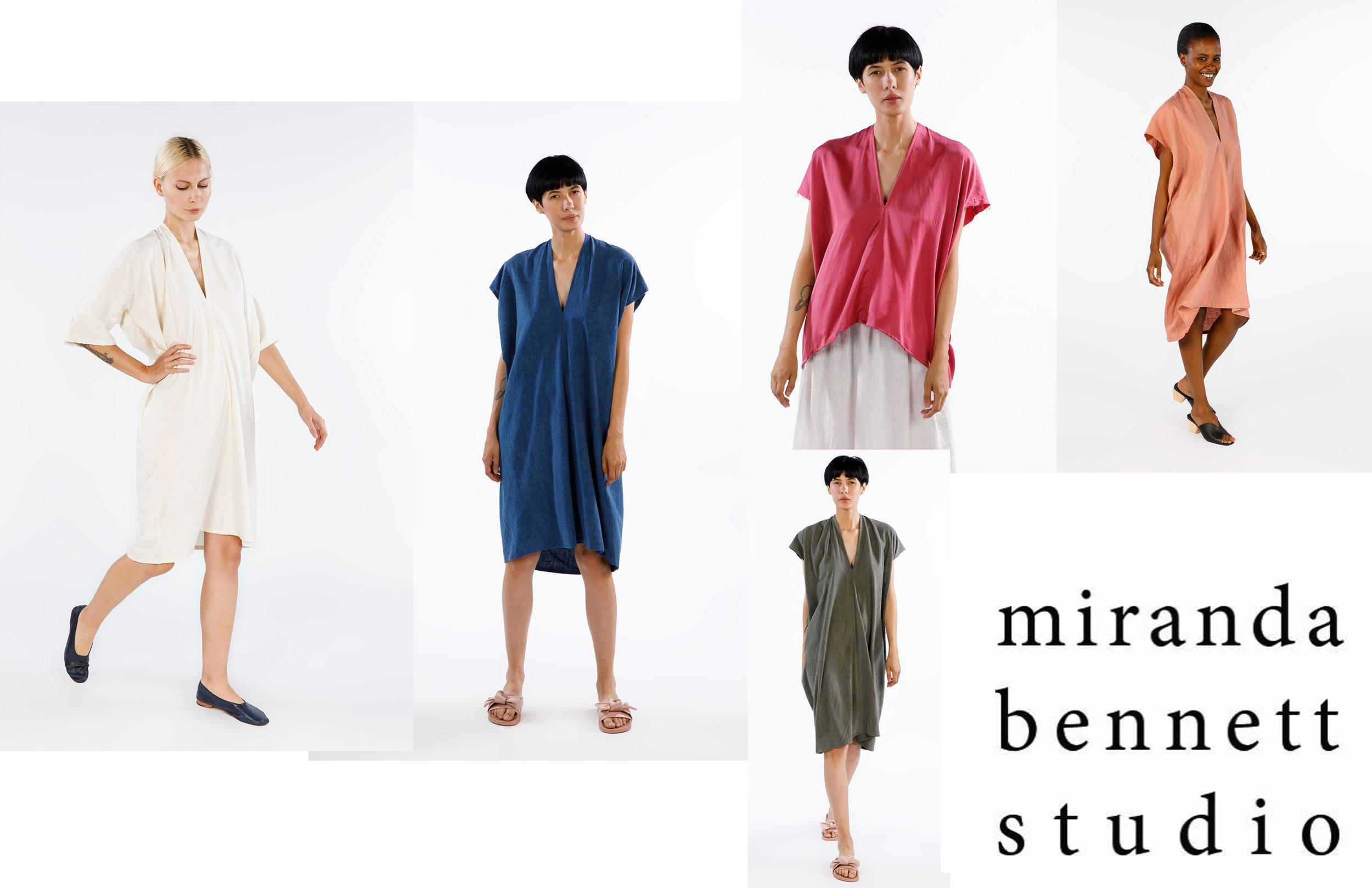 Miranda Bennett Dye Apprenticeship