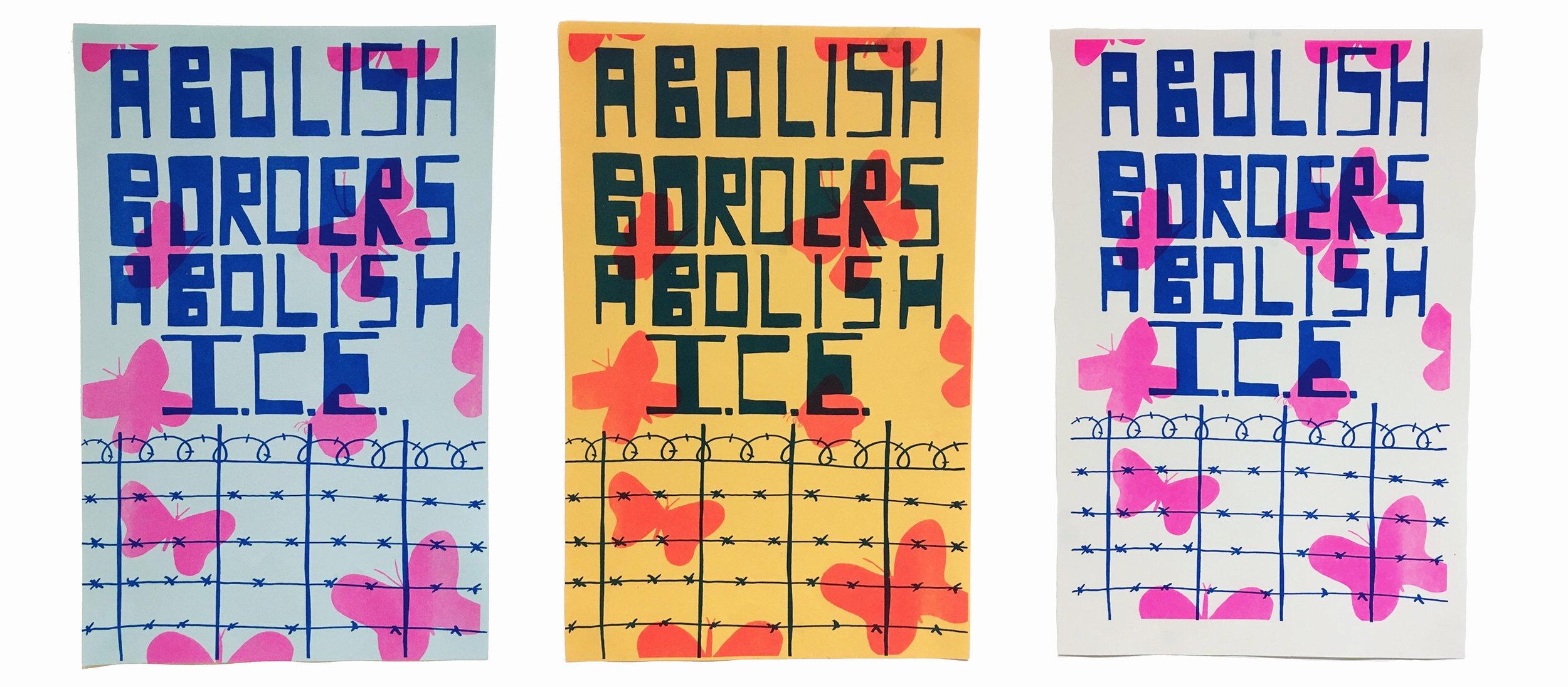 Abolish Borders, Abolish I.C.E.