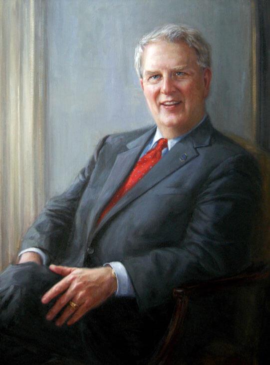 Governor Barnes, University of Georgia School of Law
