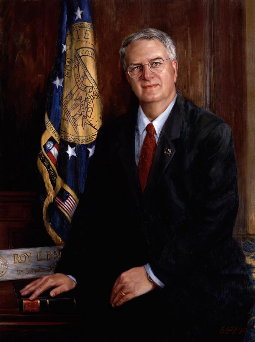Gov. Roy Barnes