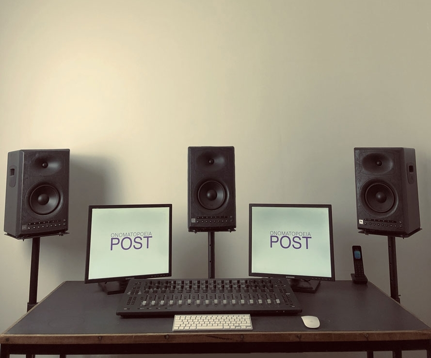 Sound Design & Sound Editorial - We can provide complete sound editorial services for film, television and multimedia. Sound design, dialogue & ADR editing we can also provide podcast editorial.