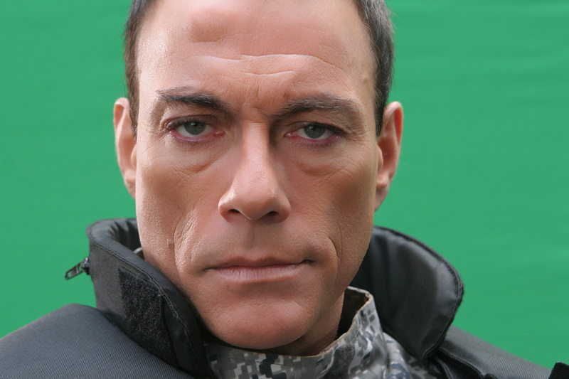 Jean-Claude Van Damme  at  Universal Soldier 3 (2009) - Dir. John Hyams
