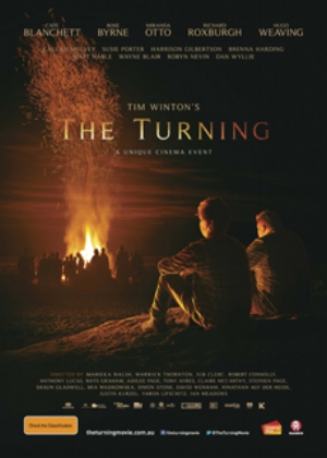 """THE TURNING - """"DEFENDER""""   Anthology Feature, 2013  A compendium feature film based on a collection of 17 short stories written by Tim Winton.  NOMINATED - Best Editing - AACTA Awards 2014"""