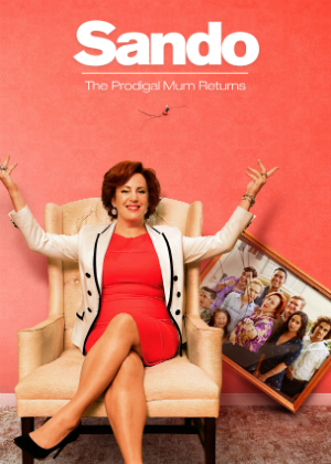 SANDO  3 episodes, 2017  Sando is Australia's queen of the discount furniture package deal. She's built her empire on being a down-to-earth larrikin and is something of a national treasure - to all but her family.