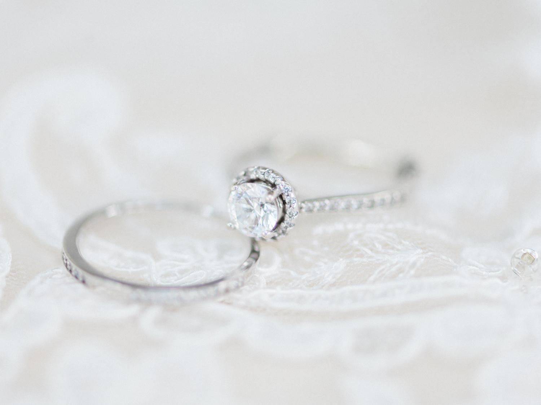 Lynchburg Virginia | Sorella Farms | Charlottesville Virginia | Wedding Photographer | Kelsey & Nate | kelseyandnate.com | Princess Cut Diamond Ring