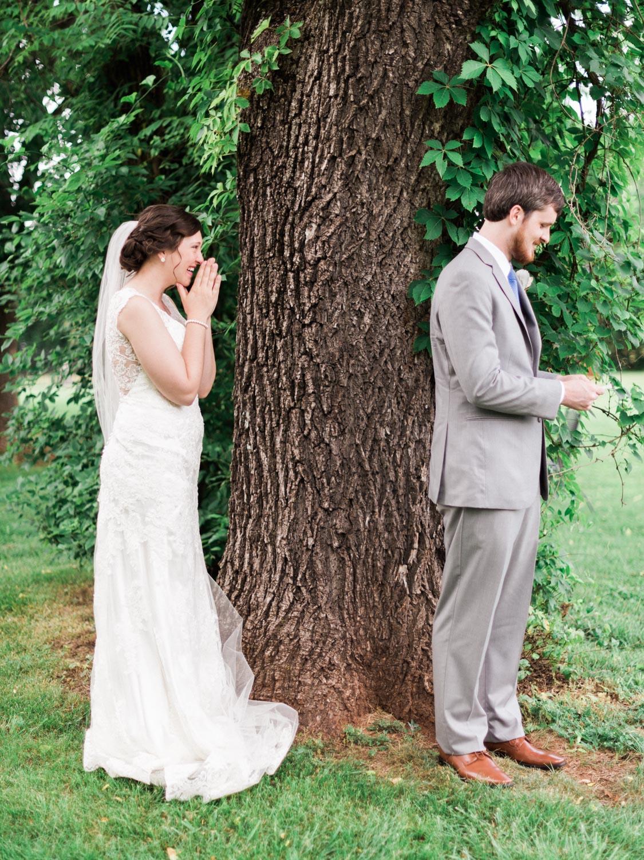 Lynchburg Virginia | Sorella Farms | Charlottesville Virginia | Wedding Photographer | Kelsey & Nate | kelseyandnate.com | Scottish Wedding Lacey Dress