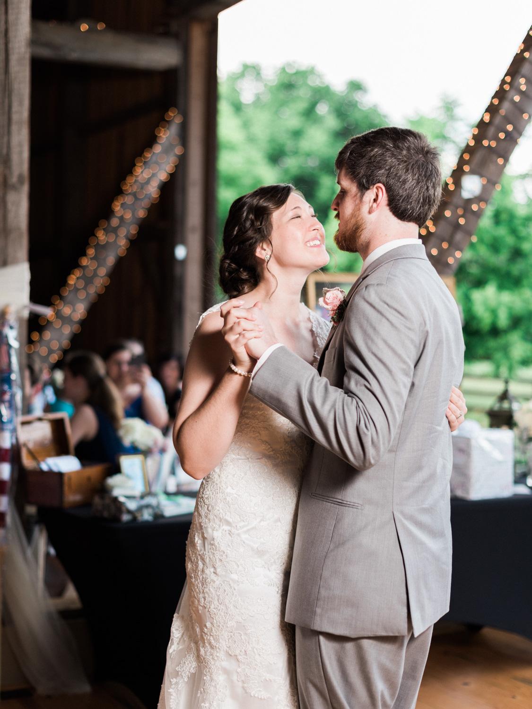 Lynchburg Virginia | Sorella Farms | Charlottesville Virginia | Wedding Photographer | Kelsey & Nate | kelseyandnate.com | Scottish Wedding | First Dance |