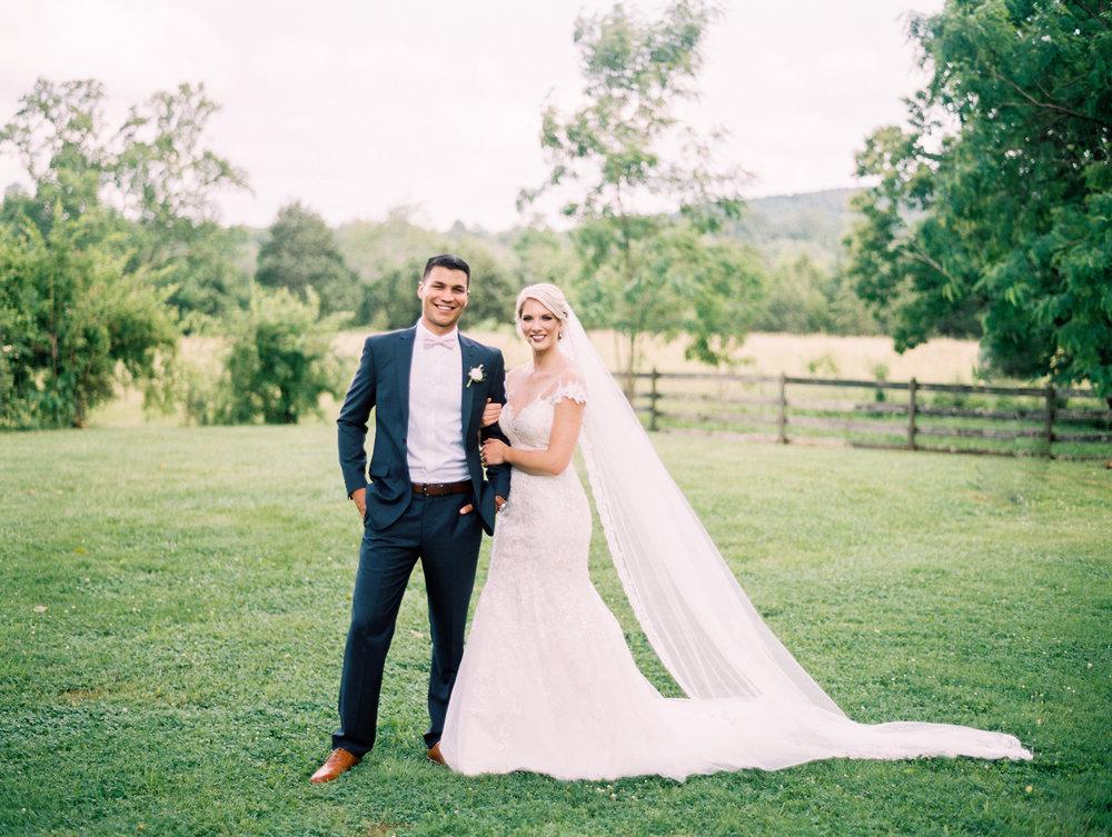 elegant countryside wedding - sorella farms, vaKaitlyn & Randy
