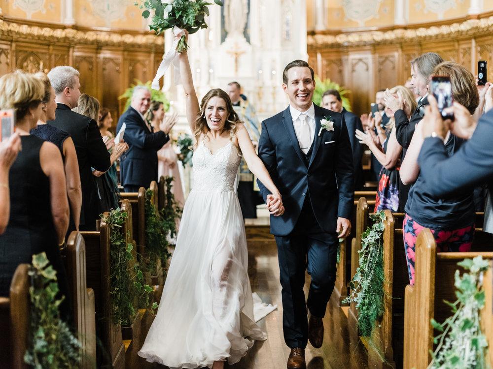 chic downtown dc wedding - washington, d.c.Annaliese & Ben