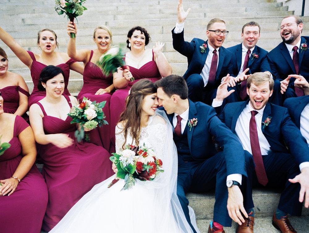 classy southern mansion wedding - greenville, scRachel & Will
