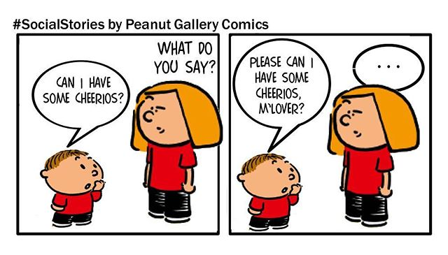Way too much British TV! Great story found on social and made into a comic by PeanutGalleryComics.com #kids #boymom #british