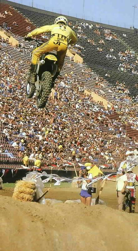 Early supercross.