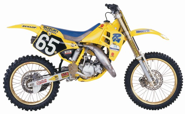 90s Factory 2-stroke porn. You're welcome.