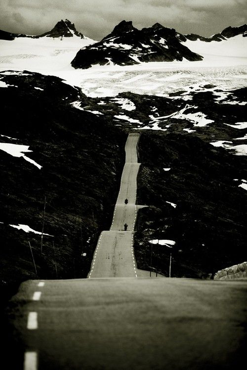 The road to Mordor.
