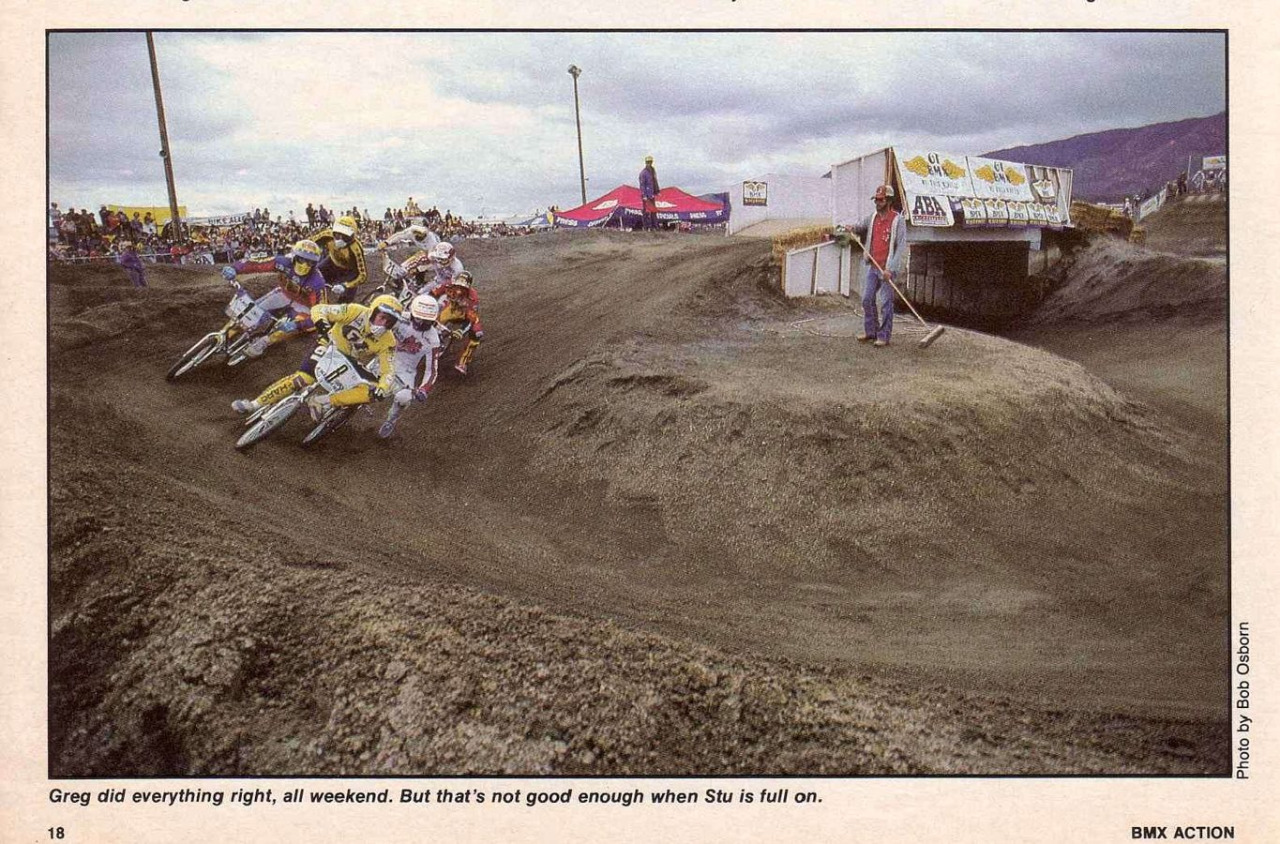 "The ""Motocross"" in BMX. They don't do it like this any more."