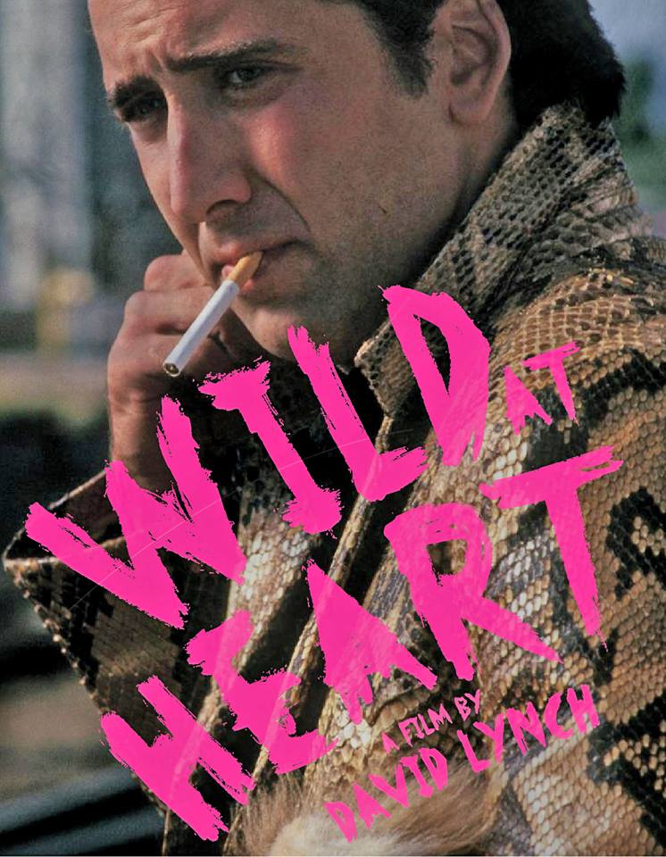 Wild at heart, a film directed by David Lynch, 1990