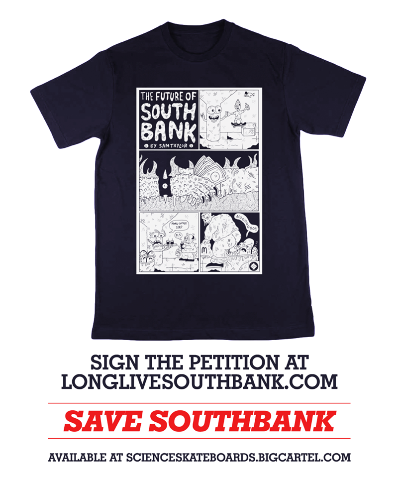 The only good bank left in London! Sign the petition.
